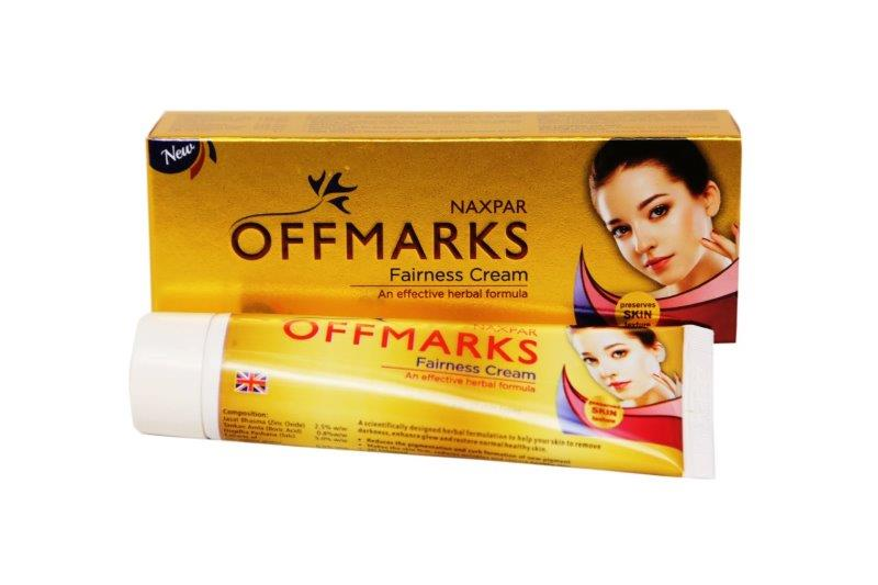 NAXPAR OFFMARKS FAIRNESS CREAM